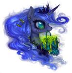 Luna's Halloween