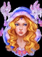Dota2 Crystalic Rylai by Cizu