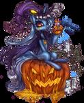 Trixie's Halloween Treat