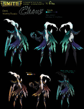 SMITE Character Design CHAOS