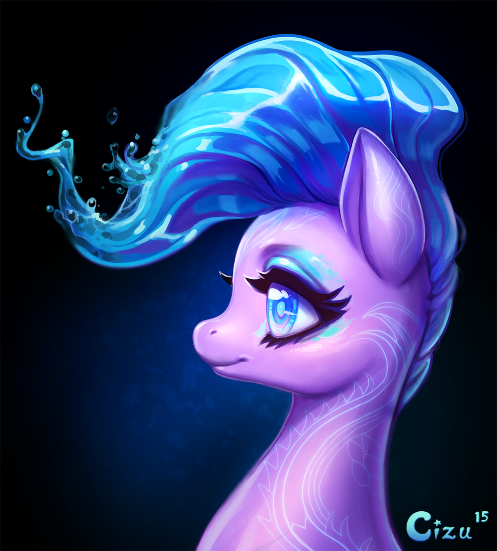 Aqua by Cizu