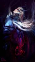 Dota2 - Skywrath's Demonic Arcana by Cizu
