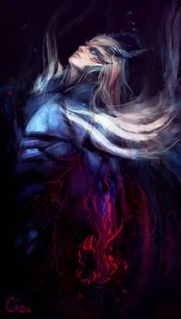 Dota2 - Skywrath's Demonic Arcana