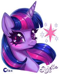 MLP Commission - Twilight for Mewkur