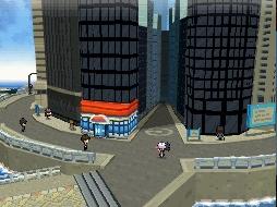 Pokemon Black and White- City by ryuutakeshi