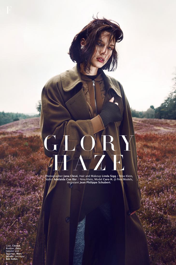 GLORY HAZE II! by JanaCleve