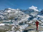 Through the mountains -ID-