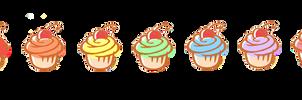cupcake divder