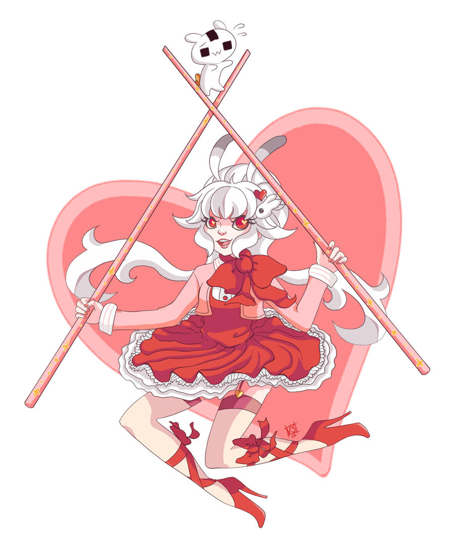 Chopsticks Bunny