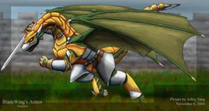BladeWing's Armor Version 6