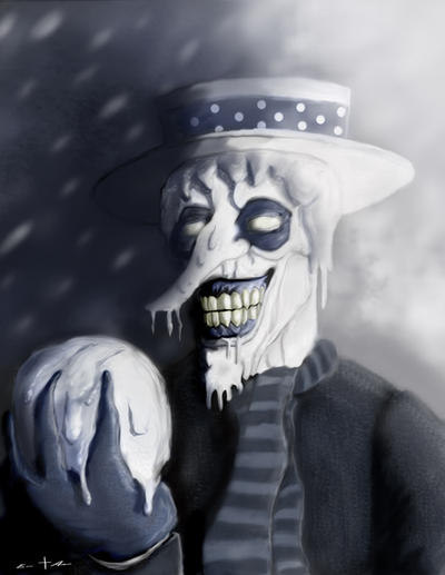 Snow Miser by The-Misfit-Toy