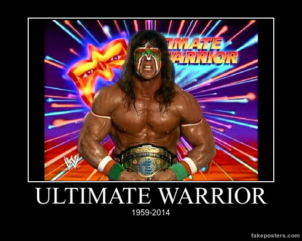 Ultimate Warrior Mermorial By MewmewspikeUltimate Warrior Symbol Tattoo