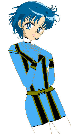Ami Is Magi Blue