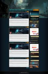 surrenderat20.net web design - for sale