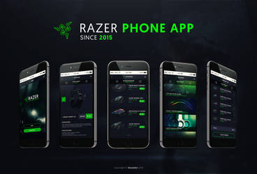 Razer Phone App - For sale by iEimiz