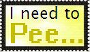 Urine Stamp XD