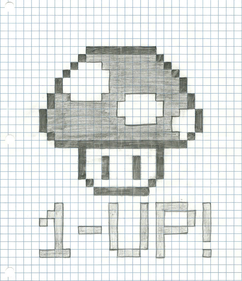 cool designs to draw on graph paper wwwimgkidcom the