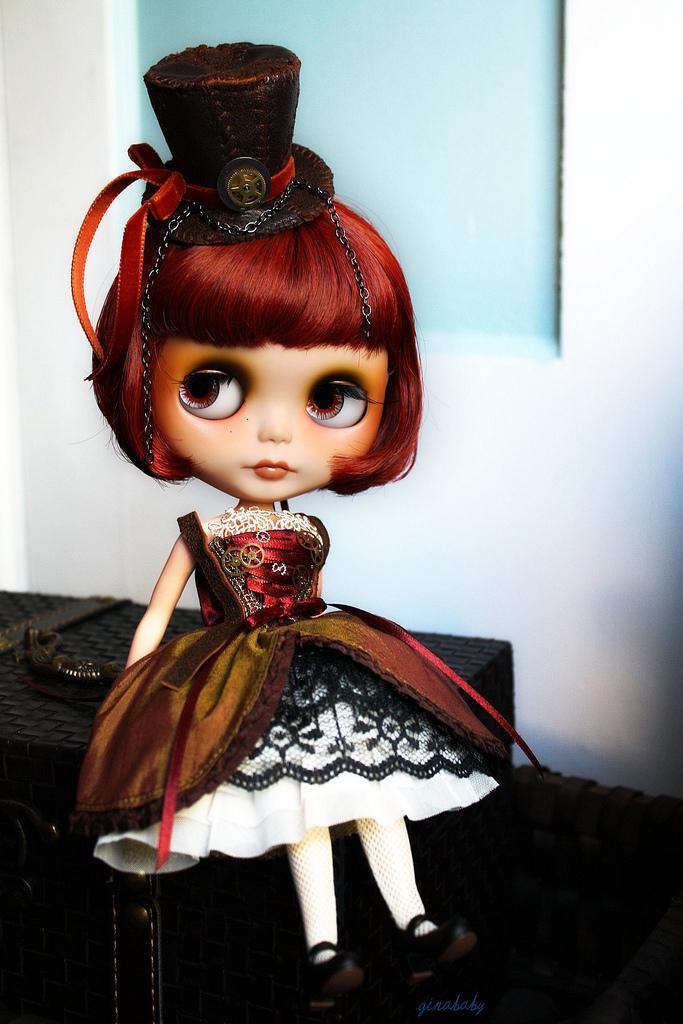 Octavia Gearheart by GBabydolls