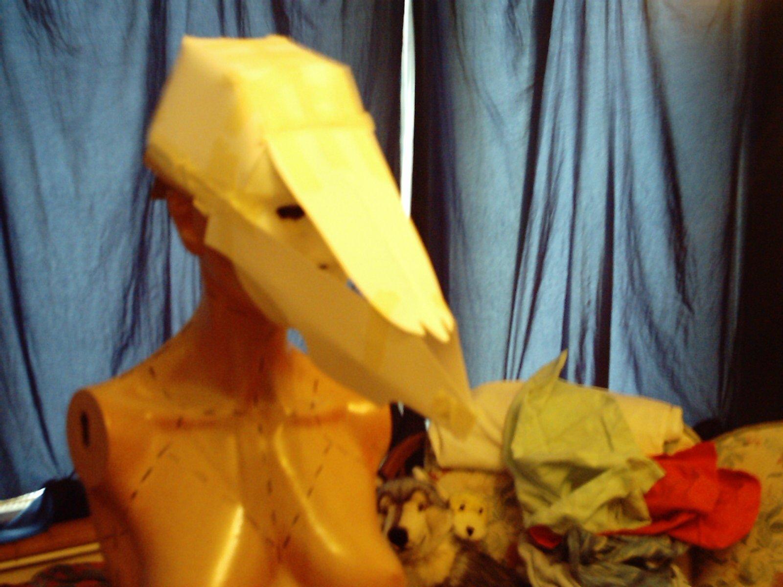 Cow Skull WIP 1