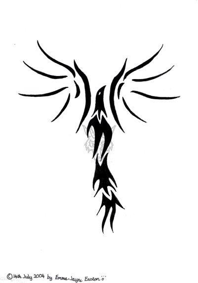 Orekiul tattooo i couldn 39t resist getting a couple of for Fenix tribal tattoo