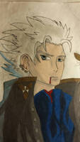 Vergil taking over my life....