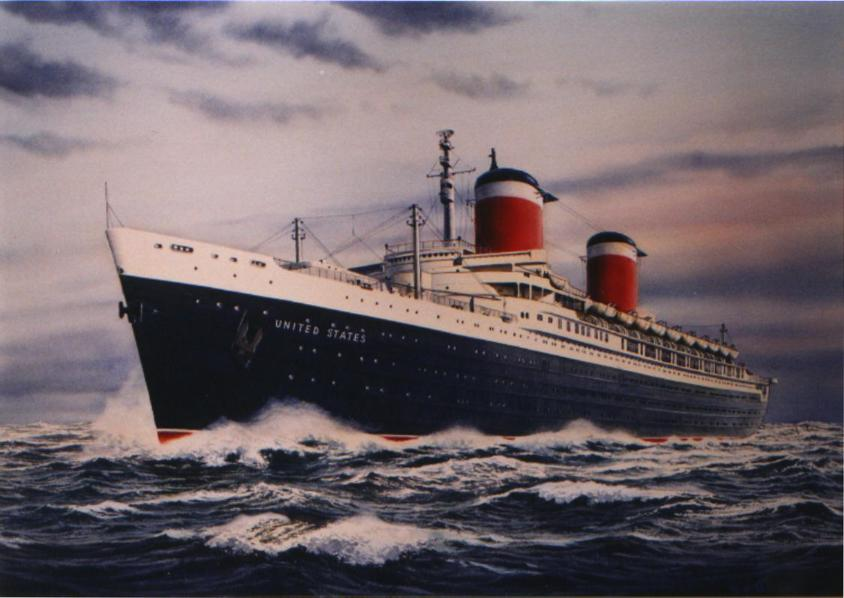 SS United States Wallpaper By Carsdude