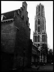 Dom in Utrecht by AngeloMichel