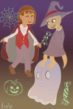 Undertale Halloween