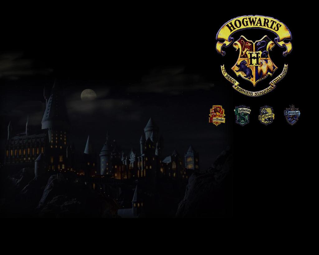 Hogwarts Wallpaper by arsanimo