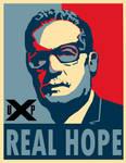 Allende Real Hope Poster