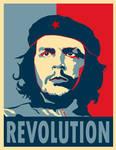 Che Revolution Poster