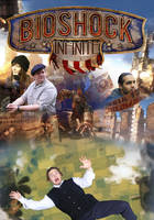 Bioshock Infinite Poster by Party9999999