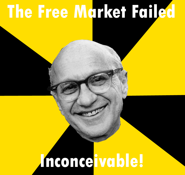 a look at milton friedman and hos views on the free market capitalism View related content: carpe diem  underlying most arguments against the free  market is a lack of  history, are where they have had capitalism and largely free  trade  milton friedman also said that you can have open borders or you  a  history of the drug war and a look at solutions that have worked.