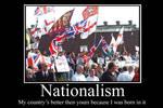 Nationalism demotivator