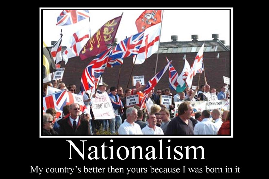 Nationalism demotivator by Party9999999 on DeviantArt