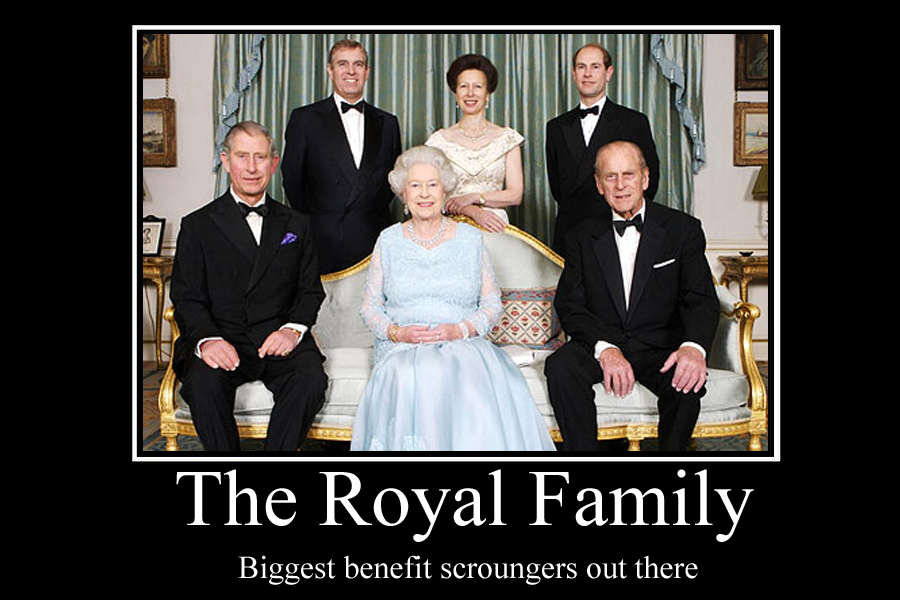 Royal Family demotivator by Party9999999 on DeviantArt