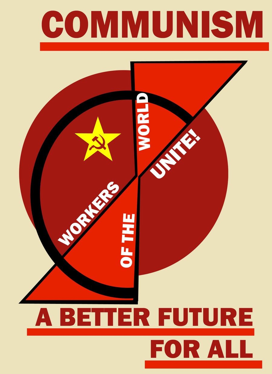 A Red Future by Party9999999