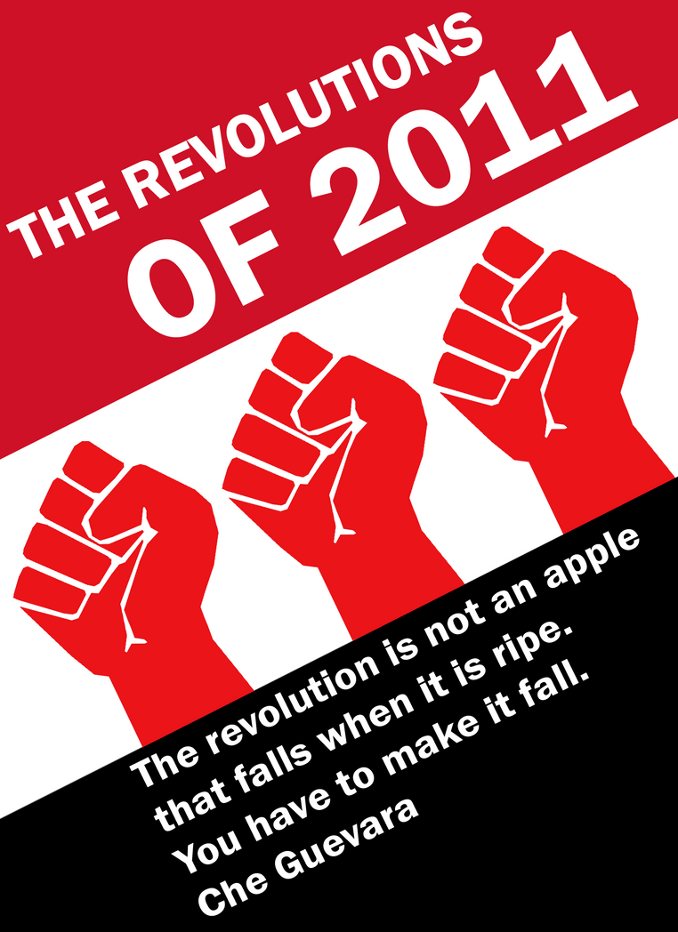 Revolutions of 2011 by Party9999999