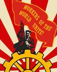 Socialist Unity Poster
