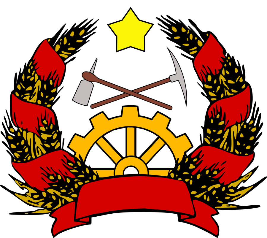 Socialist Coat Of Arms By Party9999999 On Deviantart