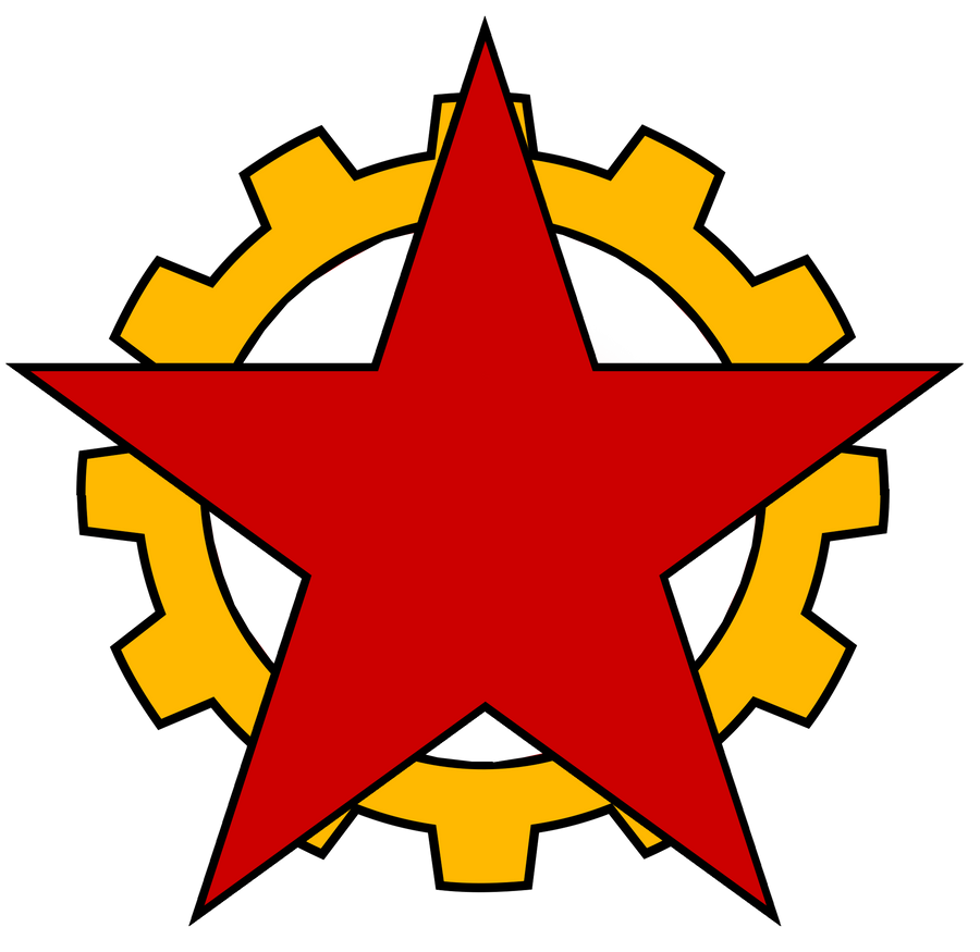 Communist Emblem by Party9999999