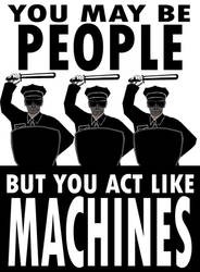 Don't Became a Machines by Party9999999