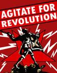 Revolutionary Agitator Poster