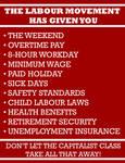 Achievements of the Labour Movement