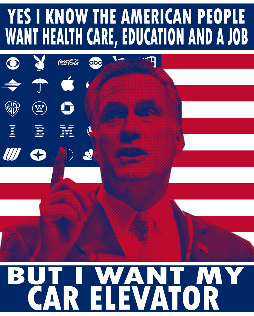 Romney's Dilemma by Party9999999