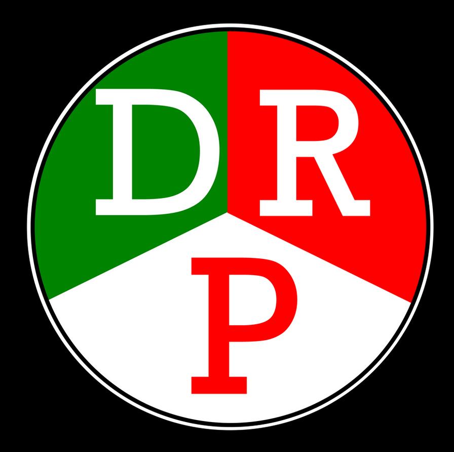 Democratic Republican Party of Britain Emblem Idea by Party9999999