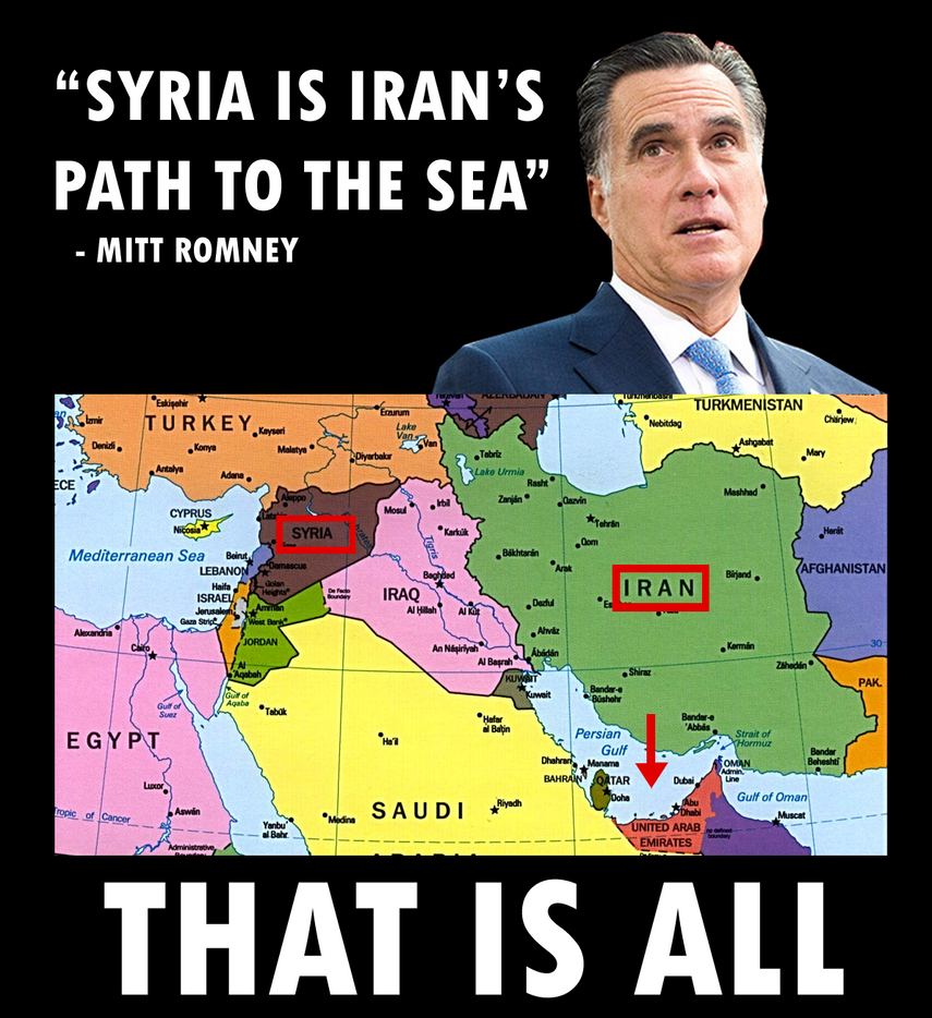 Romney's Geography Fail by Party9999999