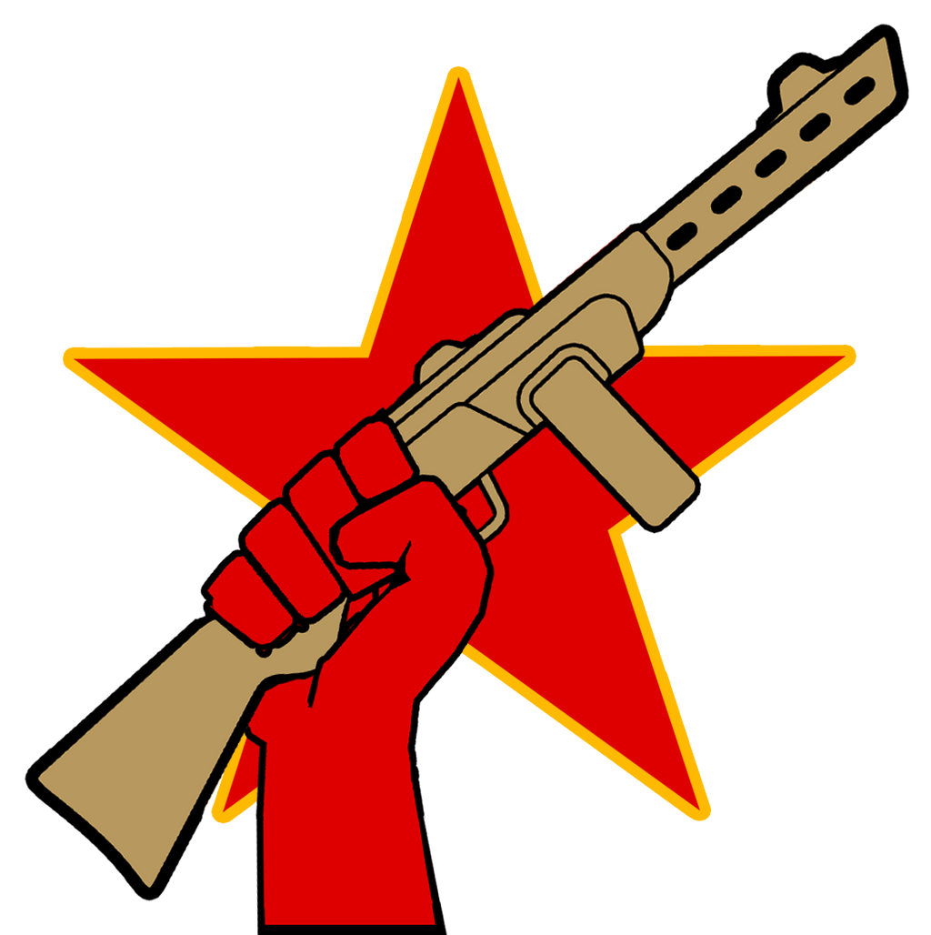 Revolutionary Militia Emblem by Party9999999