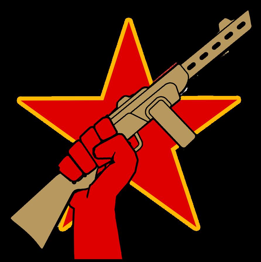 Revolutionary Militia Emblem by Party9999999