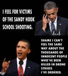 Obama's Selective Sorrows